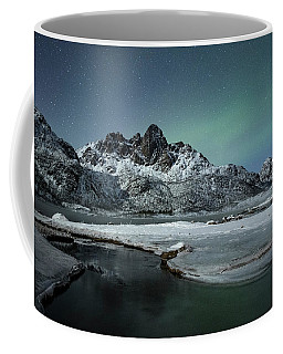 Arctic Night II Coffee Mug
