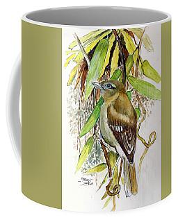 Arctic Warbler Coffee Mug