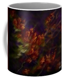 Coffee Mug featuring the digital art Ardor by Amyla Silverflame