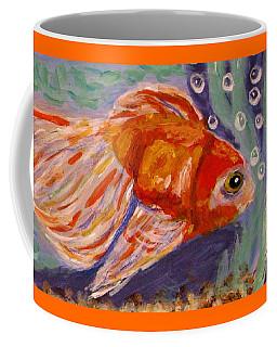 Are We Alone Coffee Mug by Angela Davies