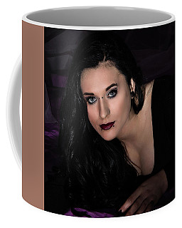 Coffee Mug featuring the photograph Are You Going To Keep Me Waiting? by Ian Thompson