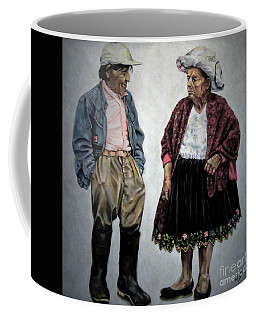 Are You Going To Town Like That? Coffee Mug
