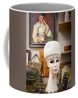 Coffee Mug featuring the photograph Are You Looking At Me by Mary Lee Dereske