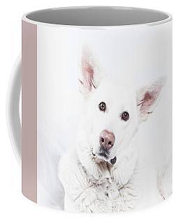 Are You Talkin' To Me Coffee Mug by Amber Kresge