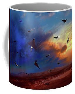 Area 51 Groom Lake Coffee Mug