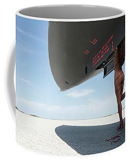 Area 71 Landing Strip Coffee Mug