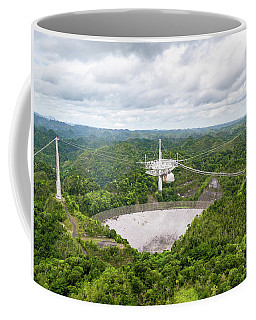 Arecibo Observatory Coffee Mug