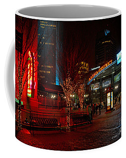 D66l-4 Arena District Photo Coffee Mug