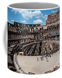 Arena Of Death And Glory Coffee Mug