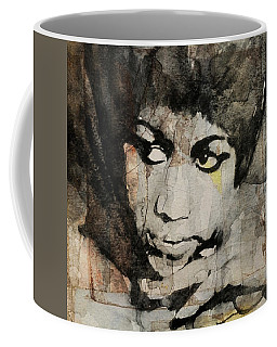 Aretha Franklin - Don't Play That Song For Me  Coffee Mug