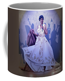 Aretha Franklin Rock Steady Coffee Mug
