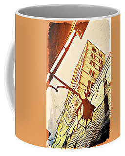 Arezzo's Tower Coffee Mug by Andrea Barbieri