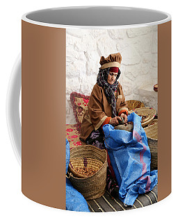 Coffee Mug featuring the photograph Argan Oil 3 by Andrew Fare