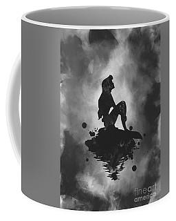 Ariel Noir Coffee Mug