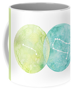 Aries And Gemini Coffee Mug
