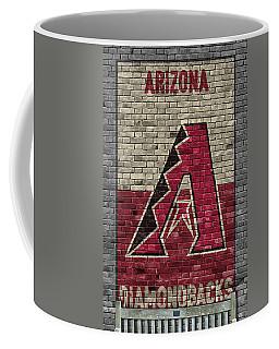Arizona Diamondbacks Brick Wall Coffee Mug