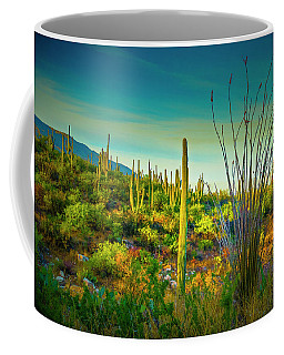 Arizona Landscape Series L9250069 Coffee Mug