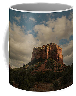 Arizona Red Rocks Sedona 0222 Coffee Mug
