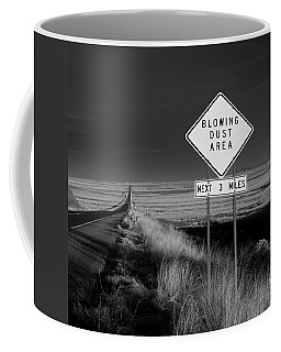 Arizona Road Coffee Mug