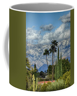 Arizona Snow Coffee Mug