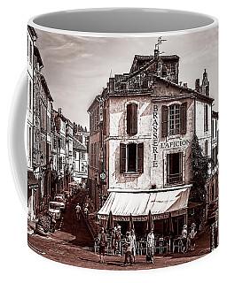 Arles, France, In Sepia Coffee Mug