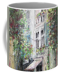 Arles Coffee Mug by Robin Miller-Bookhout