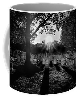 Arlington National Cemetery Coffee Mug by Paul Seymour