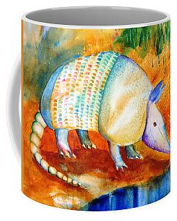 Armadillo Reflections Coffee Mug
