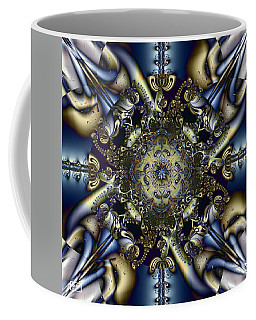 Armed And Dangerous Coffee Mug by Jim Pavelle