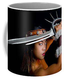 Armed And Dangerous Coffee Mug