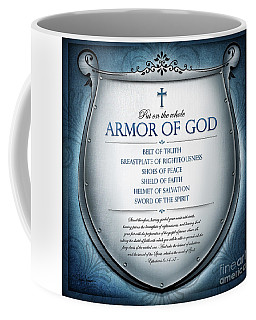 Armor Of God Coffee Mug
