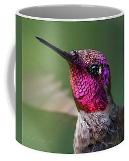 Armored Jewel Coffee Mug