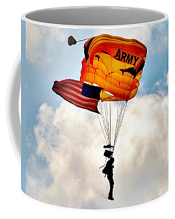 Army Paratrooper 2 Coffee Mug