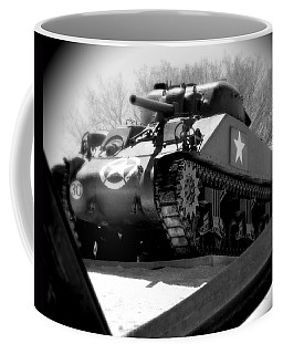 Army War Horse Coffee Mug