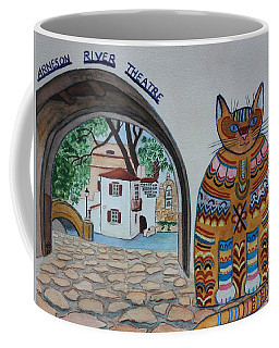Arneson Theatre Cat Coffee Mug