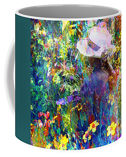 Coffee Mug featuring the photograph Aromatherapy by LemonArt Photography