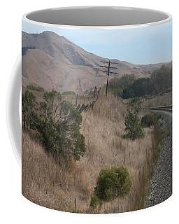 Around The Bend Coffee Mug