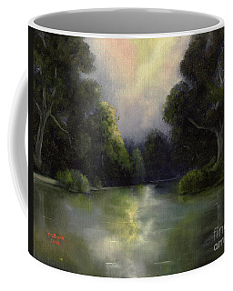 Around The Bend Coffee Mug by Marlene Book
