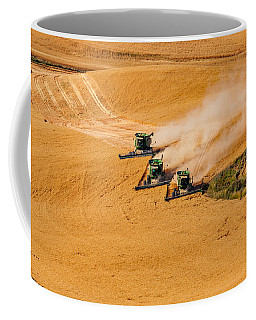 Coffee Mug featuring the photograph Around The Bend by Mary Jo Allen