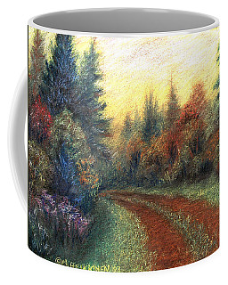 Around The Bend 01 Coffee Mug