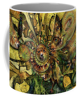 Around The Corner  Coffee Mug