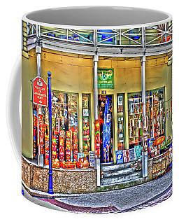 Around The World Marketplace Saint Augustine Coffee Mug