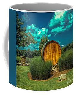 Arrington Vineyards Barrel Coffee Mug