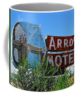 Arrow Motel Coffee Mug