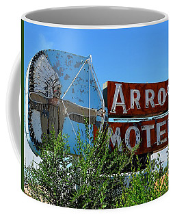 Arrow Motel Coffee Mug