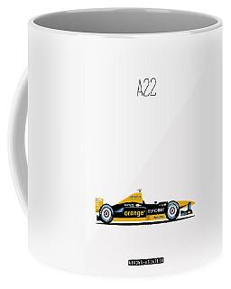 Arrows Asiatech A22 F1 Poster Coffee Mug