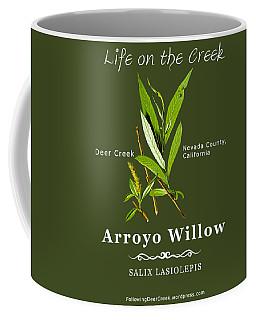 Arroyo Willow - Color Coffee Mug