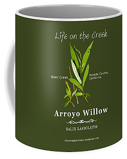 Arroyo Willow - Color Coffee Mug