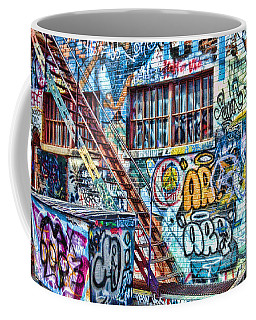 Art Alley 2 Coffee Mug