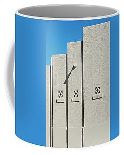 Art Deco Architectural Abstract Coffee Mug